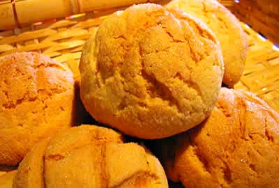 究極のめろんパン
